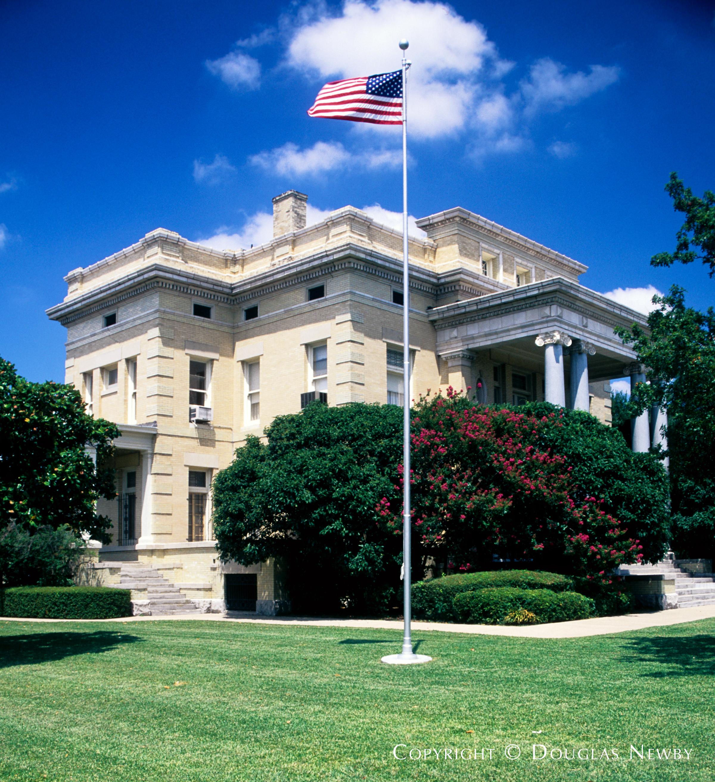East Dallas Beaux Arts Home