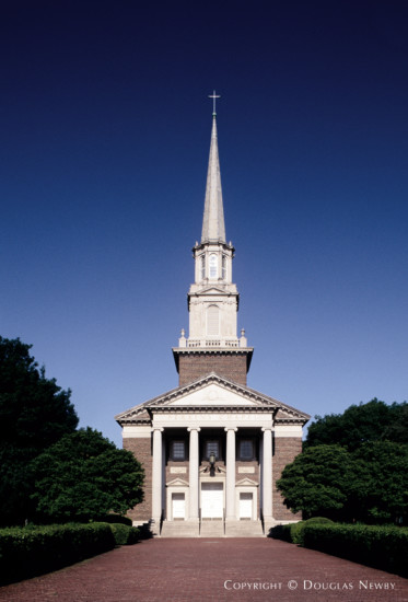 Significant Chapel Designed by Architect Mark Lemmon - Perkins Chapel