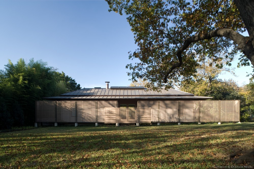 Frank Welch Designed Texas Modern Estate Home