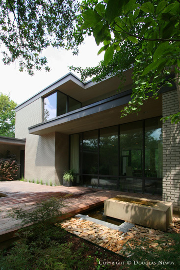 Modern Home Designed by Architect Signe & Jason Smith - Smitharc Designed Home in Bluffview