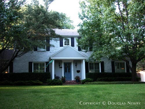 Home in University Park - Caruth Hills Home on Bryn Mawr