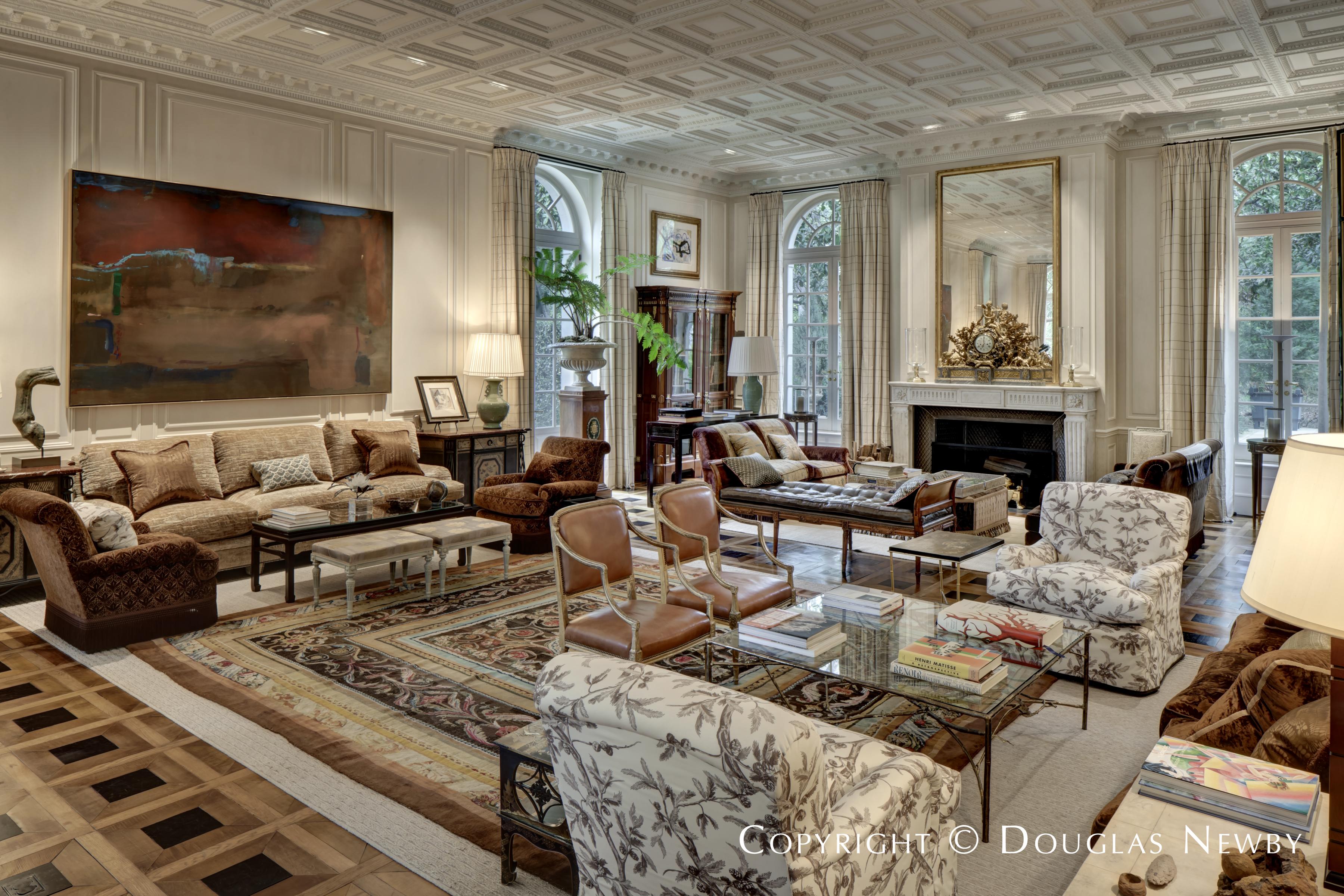 Mayflower Estates Real Estate Living Room