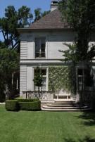 Crespi Hicks Estate Guest House Living Room Terrace