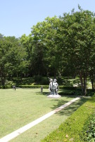 Arabella Lennox-Boyd, Landscape Architect - Includes Manicured Lawns Within the Landscape of Formal and Flowering Gardens