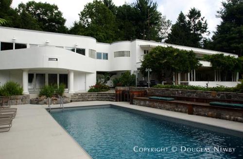 Architecture Coast to Coast Home