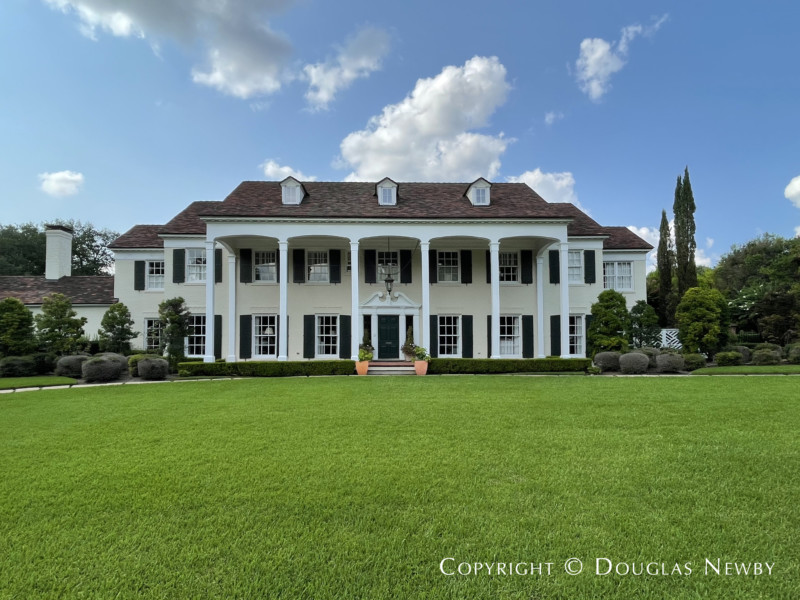 Highland Park Architect-Designed Home