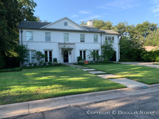 Greenway Parks Conservation District Home