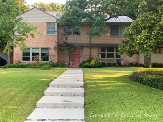 Greenway Parks Home Designed by C.H. Griesenbeck