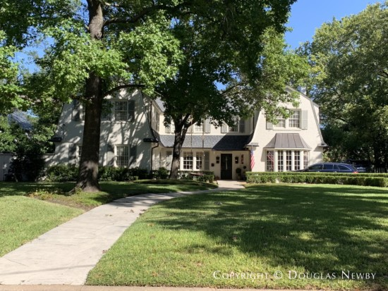 Historic Home in Greenway Parks