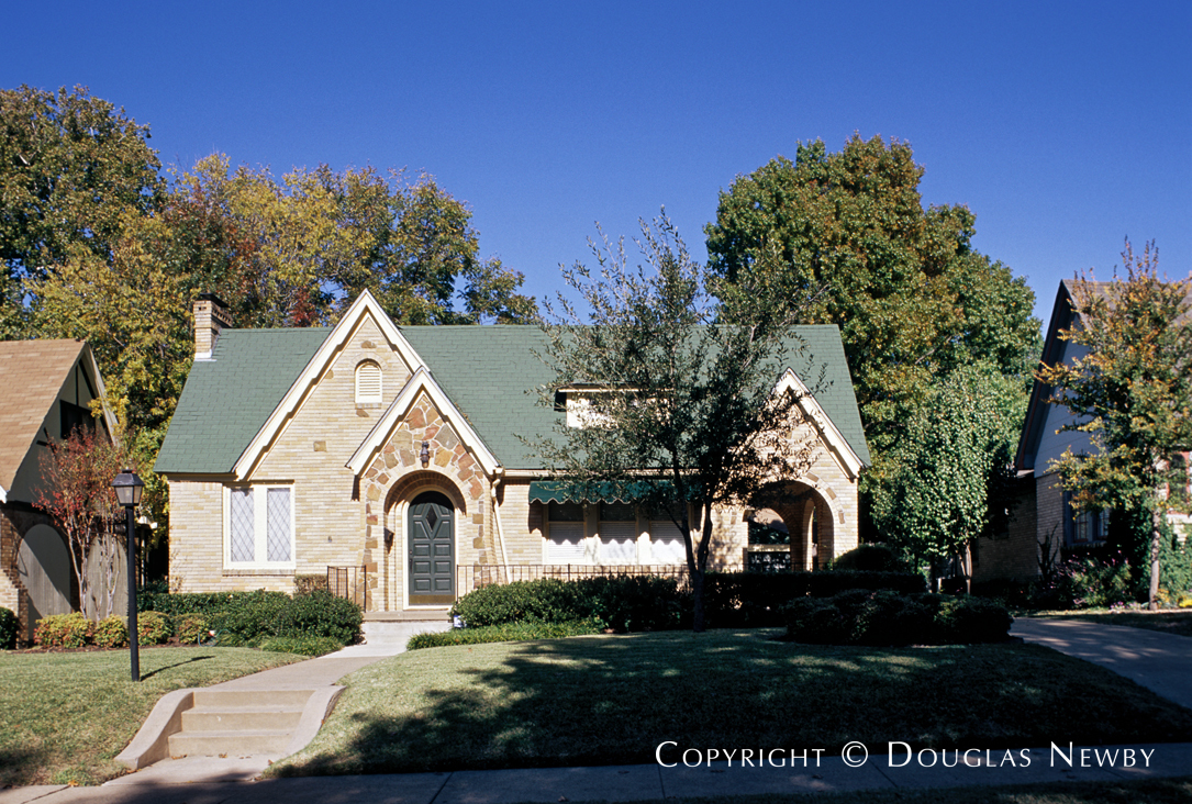 M Street Home in East Dallas
