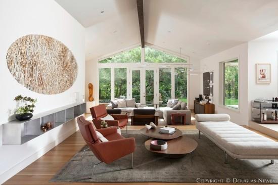 Modern Home Designed by Architect Joshua Rice - 10848 Strait Lane Circle