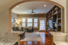 Family Room of Highland Park Home on Versailles Avenue