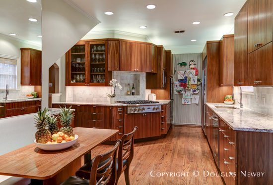 Kitchen in Highland Park Home