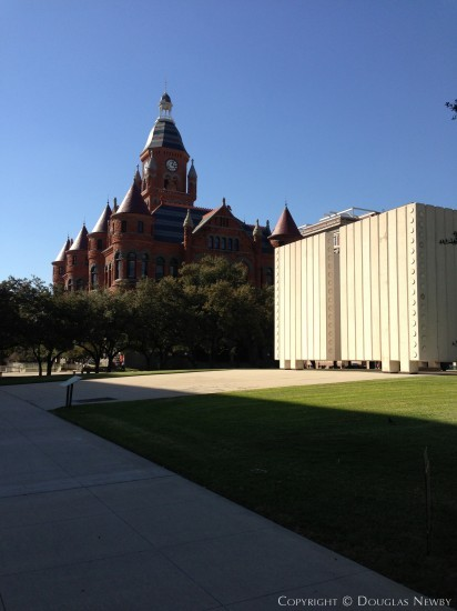 Historic Downtown Dallas Courthouse