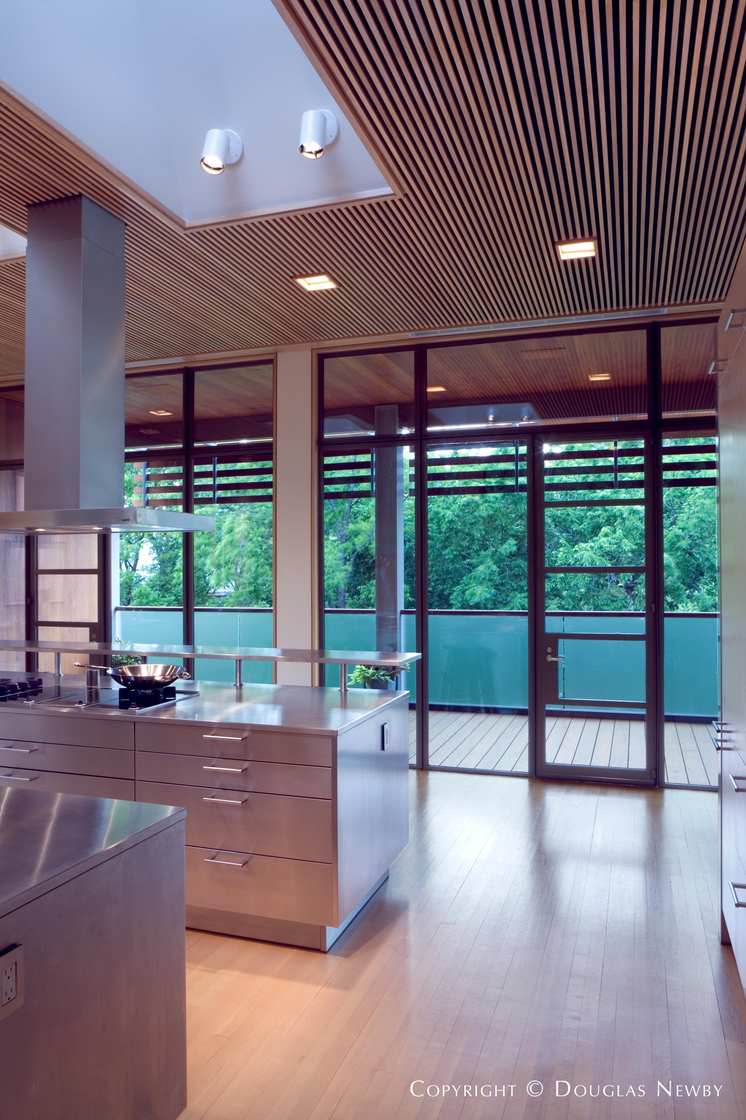 Architect Frank Welch Designed Modern Home