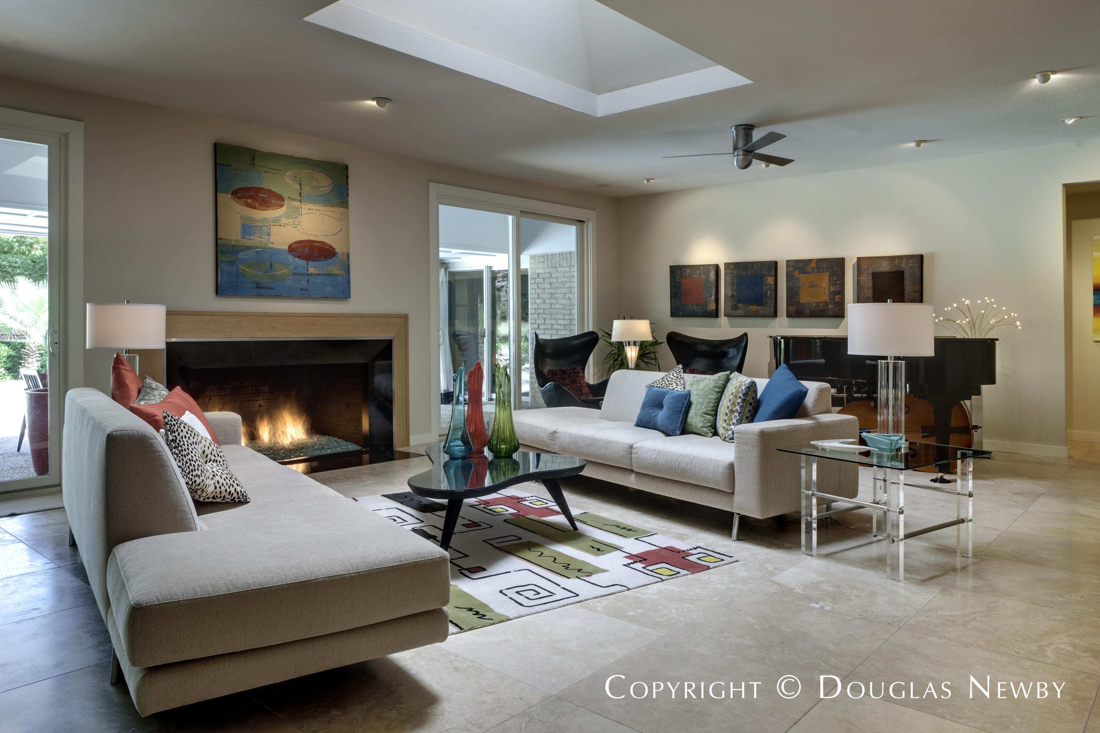 Northwood Hills Mid-Century Modern Home