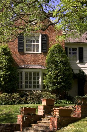 Estate Home Designed by Architect Howard R. Meyer - 4101 Cochran Chapel Road
