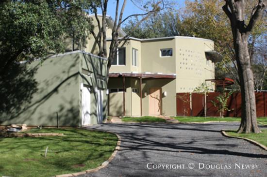 Modern Residence Designed by Architect Gary Gene Olp - 5112 Horseshoe Trail