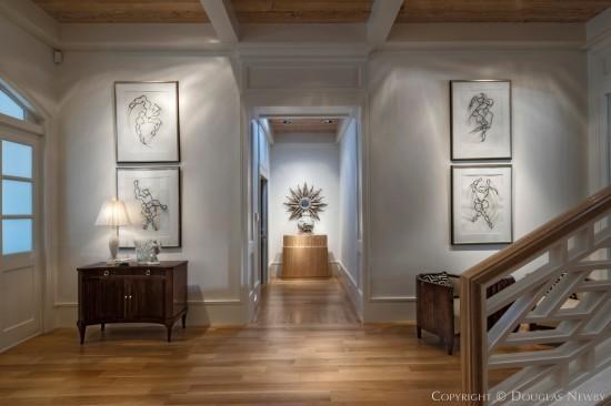 New Traditional House in Far North Dallas - 14225 Hughes Lane