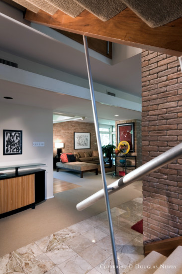 Mid-Century Modern Residence Designed by Architect Hidell & Decker - 5569 Nakoma Drive