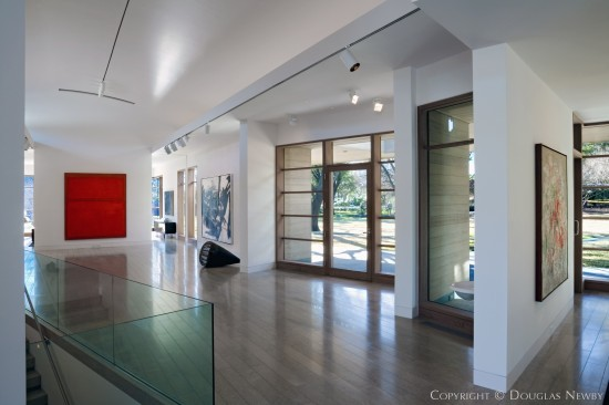 Significant Modern Home Designed by Architect Bill Booziotis - 9963 Rockbrook Drive