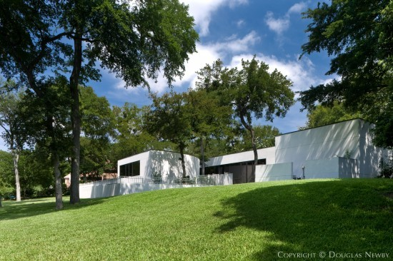 Modern Estate Home Designed by Architect James Nagle - 5970 Westgrove Drive