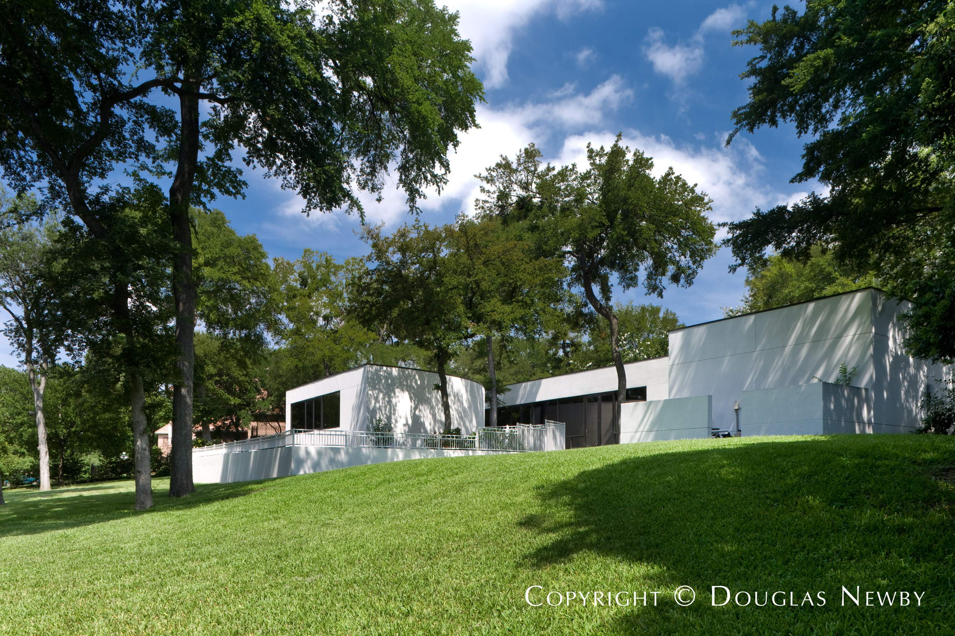 Architect James Nagle Designed Modern Home