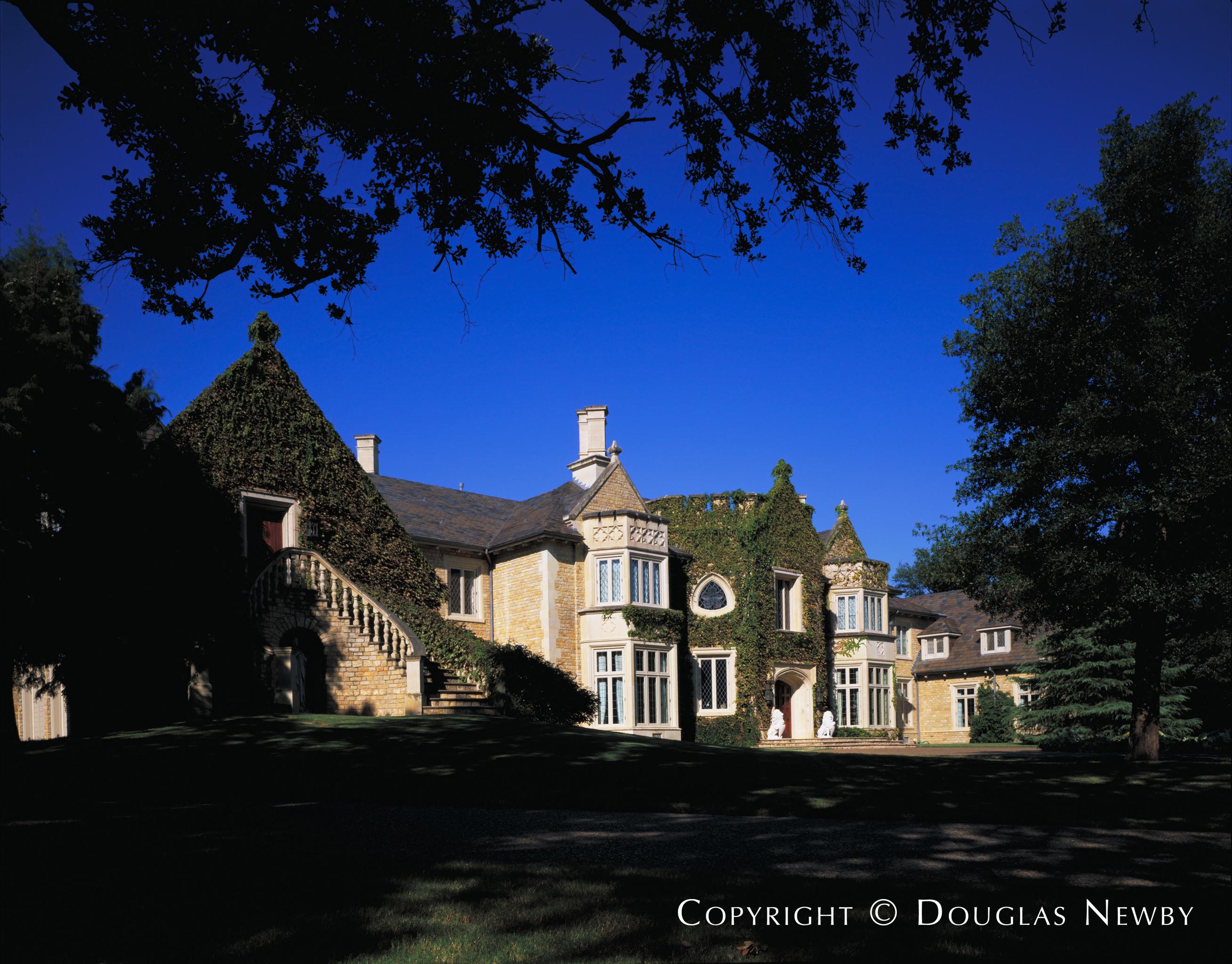 Architect Cole Smith Designed Home