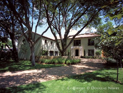 Residence Designed by Architect Robert Meckfessel - 5315 Wenonah Drive