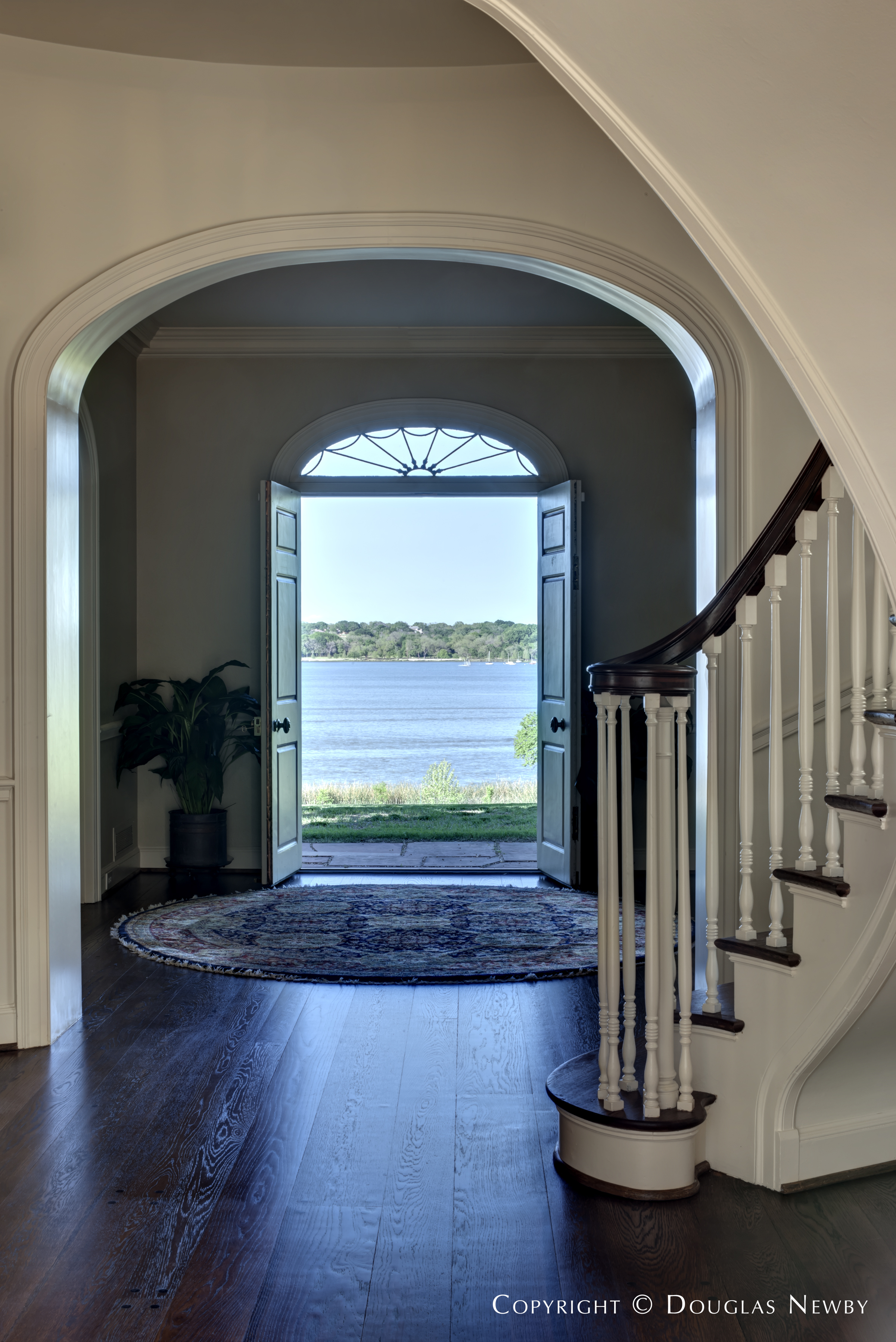 Architect Howard R. Meyer Designed Home in White Rock Lake
