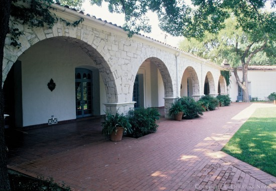 Significant Estate Home Designed by Architect Shutt & Scott - 8525 Garland Road