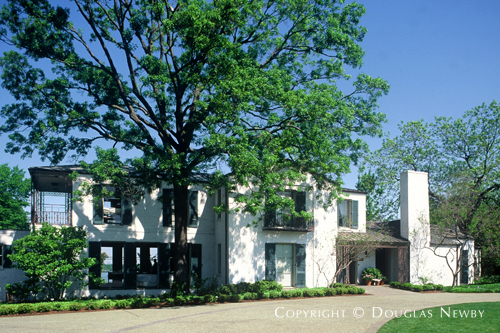 Significant Residence Designed by Architect John Staub - Camp Estate