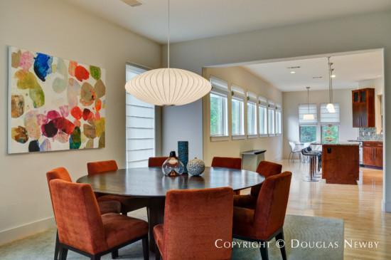 Modern Home in Northern Heights - 3515 Springbrook Street, Dallas, Texas