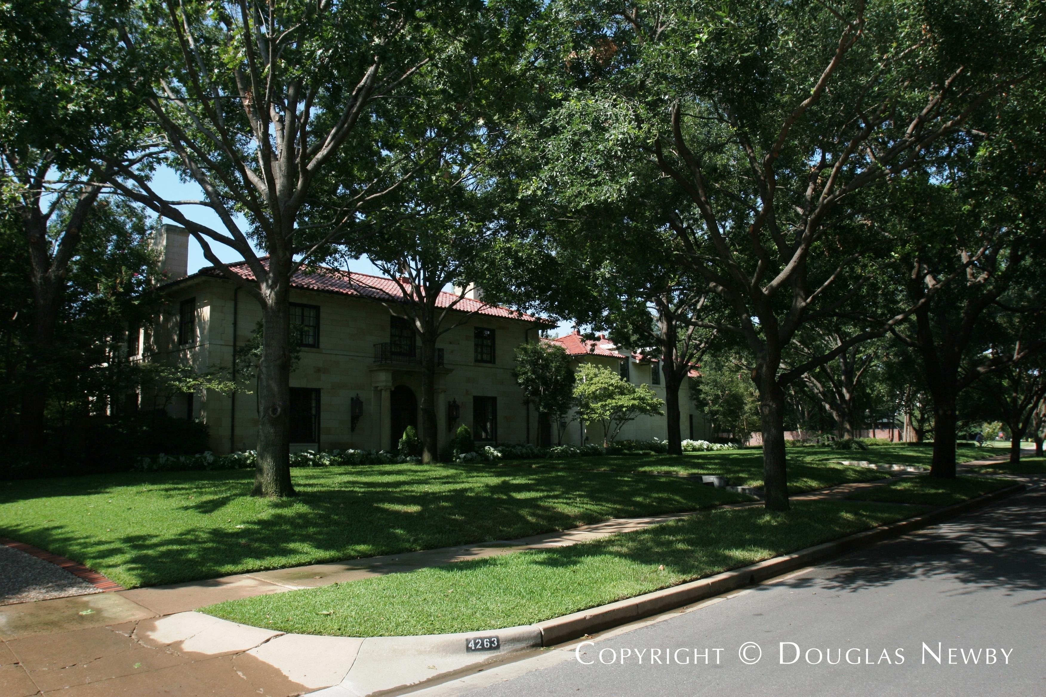 4263 Bordeaux Avenue, Dallas, Texas