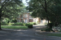 Highland Park Lot for Sale in Old Highland Park in Dallas, Texas