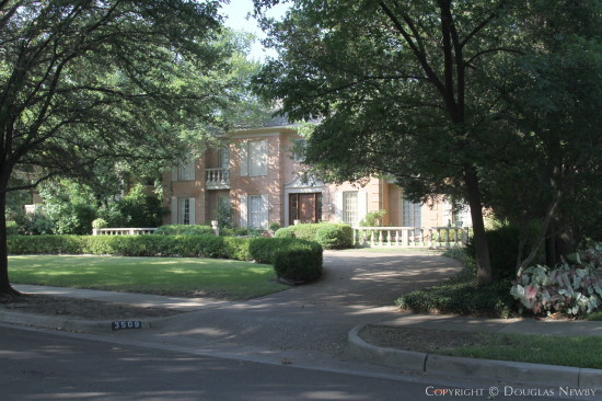 3509 Lexington Avenue - Lot for Sale in Highland Park, Dallas