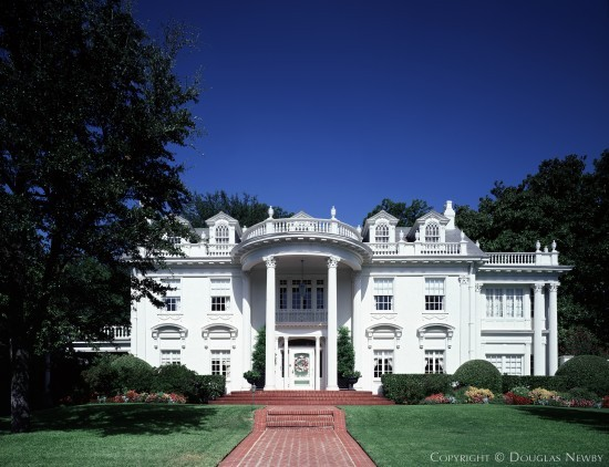 Significant Neo-Classical House Designed by Architect Thomson & Fooshee - 4908 Lakeside Drive