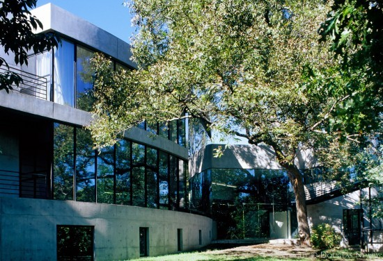Significant Modern Estate Home Designed by Architect Antoine Predock - 5 Willowood Street