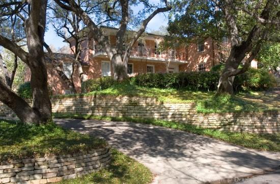 House Designed by Architect Goodwin & Tatum - 4300 Saint Johns Drive