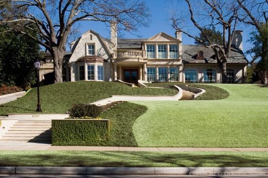 Residence Designed by Architect Fonzie E. Robertson - 4320 Saint Johns Drive