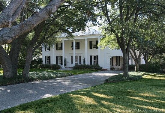 Estate Home Designed by Architect Fooshee & Cheek - 4211 Armstrong Parkway