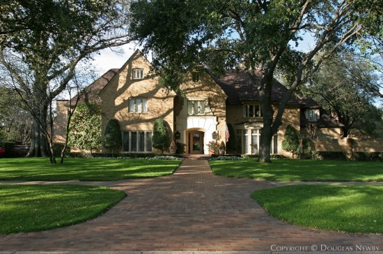 Residence Designed by Architect Anton Korn - 4208 Armstrong Parkway