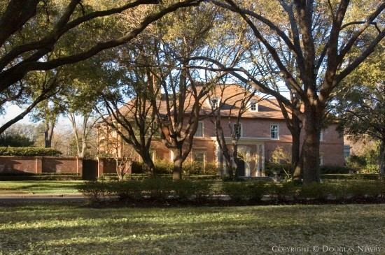 Home Designed by Architect Henry Coke Knight - 4253 Armstrong Parkway