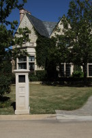 Front Facade of Glen Abbey Traditional Homes