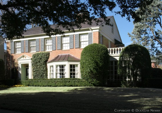 Residence Designed by Architect James E. Duff - 4500 Beverly Drive
