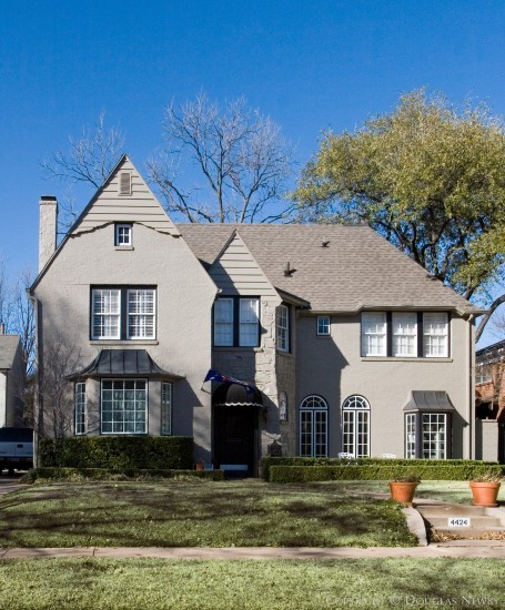 Residence Designed by Architect Luther E. Sadler - 4424 Fairfax Avenue