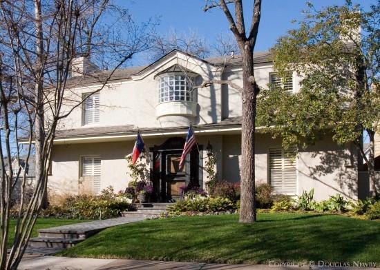 House Designed by Architect Hubert Hammond Crane - 4444 Livingston Avenue