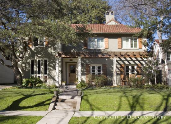 Residence Designed by Architect Arch C. Baker - 4404 Edmondson Avenue