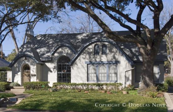 Residence Designed by Architect Horace S. Avery - 4440 Edmondson Avenue