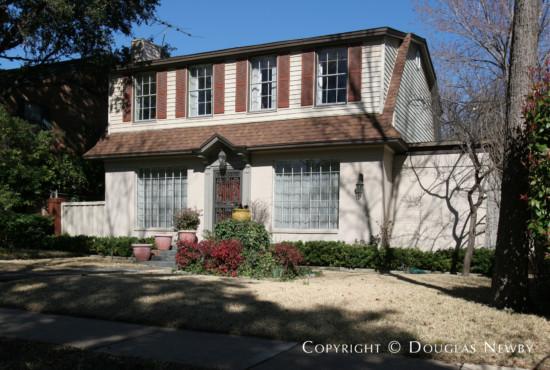 House Designed by Architect W. Scott Dunne - 4500 Edmondson Avenue